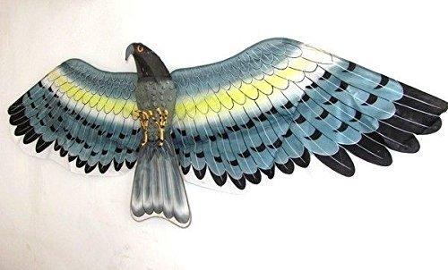 3d-black-hawk-eagle-kite-flying-toy-hobby-outdoor-park-beach-fun-garden-farm-defense-bird-pests-scar