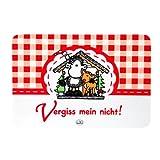 Sheepworld 41946 Frühstücksbrett Vergiss mein nicht!