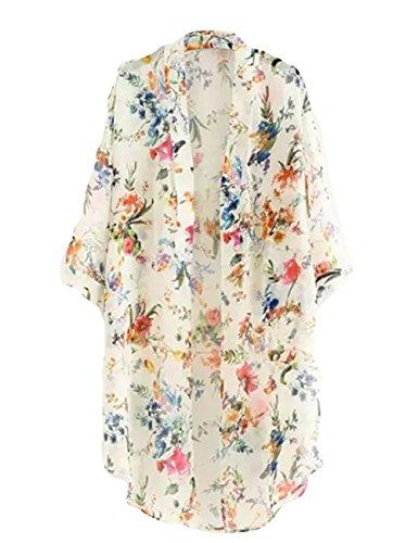yidarton-womens-3-4-sleeve-floral-printed-chiffon-kimono-cardigan-tops-blousebeige