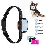 Dog Bark Collar, Bark Control Training Collar Stop Dogs Barking Collar No Bark