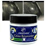 Muium Rénovateur De Couleur Cuir Baume Cirage Restauration du recolorant Crème de Soin du Cuir Crème de Soin Crème de réparation Crème réparatrice pour Siège de Voiture, Veste, Canapé, etc. (1PC)