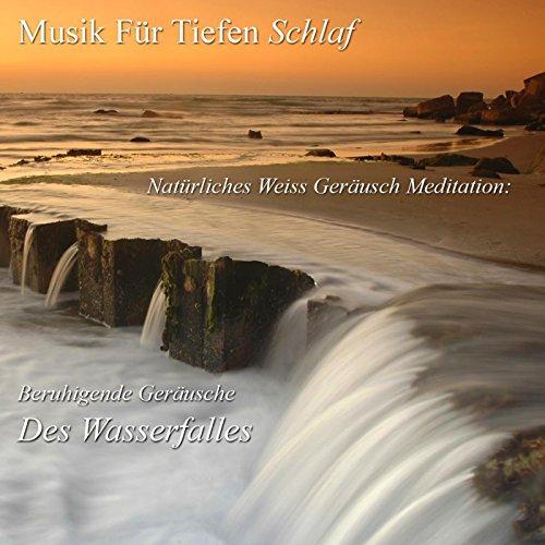 Sanfte Strömung Und Wasserfall Entspannung Wasserfall Meditation