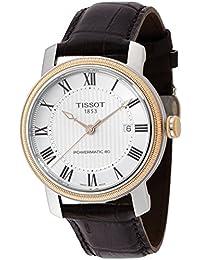 Tissot T0974072603300 T-Classic Bridgeport Powermatic 80 Automatic Reloj Hombre