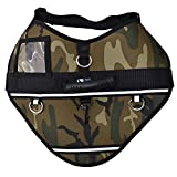 J & J Hund Supplies 36jmh-act-WC-s Activ Hundegeschirr, Small, Woodland Camouflage
