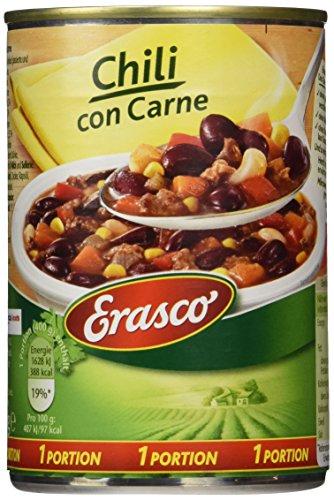 Preisvergleich Produktbild Erasco Chili con Carne,  3er Pack (3 x 400 g)