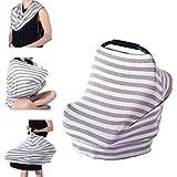 PPOGOO Baby Krankenpflege Abdeckung Stilltuch lässig Multifunktion Halstücher Stilltücher zum Stillen Abdeckung