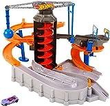 Hot Wheels Construction Zone Chaos Play ...