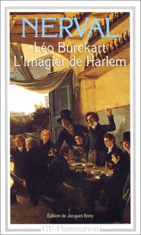 Léo burckart - l'imagier de harlem (GF)