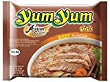 Yum Yum Instantnudeln, Rind, 30er Pack (30 x 60 g)