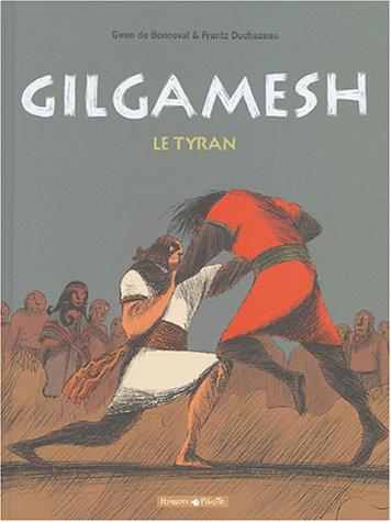 Poisson pilote, tome 1 : Gilgamesh