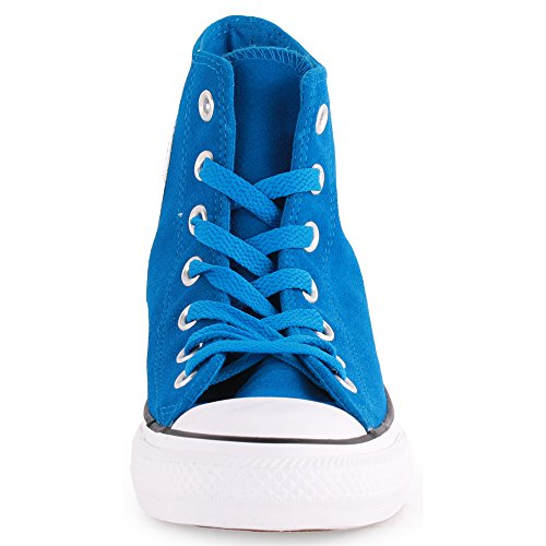Converse  Chuck Taylor All Star Adulte Seasonal Suede Hi,  Unisex-Erwachsene Sneaker Blau - blau