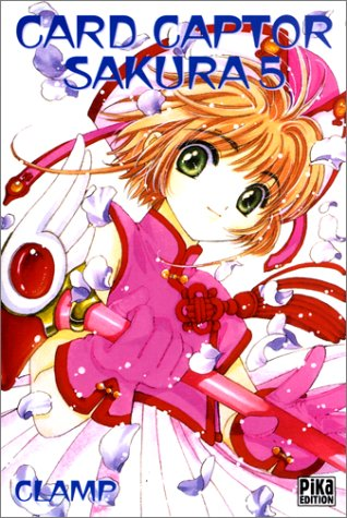Card Captor Sakura, tome 5