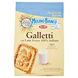 Mulino Bianco Biscotti Frollini Galletti, Colazione Ricca di Gusto - 800 gr