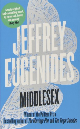 Book cover for Middlesex