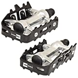 Best Bike Pedals - PedalPro Alloy Mountain Bike Pedals - Black Review