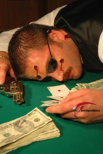 CREATIVE ProthesenAbzieher-Wunden Mafia - Kostüm Und Schusswunde