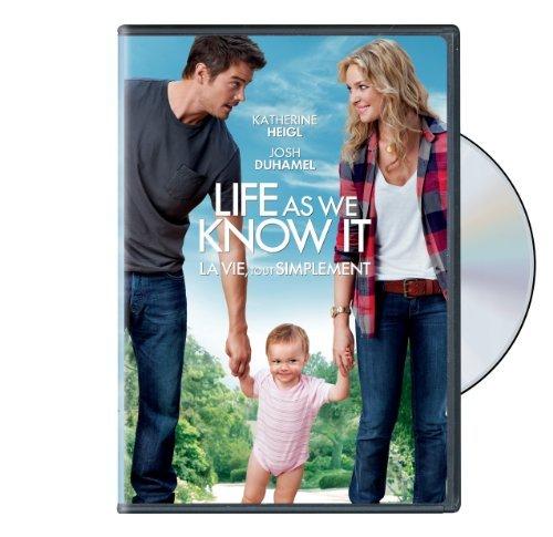 Life As We Know It by Katherine Heigl (Katherine Heigl-filme Dvd)