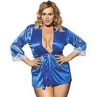 ZOYOL lingerie sexy grandi dimensioni modelli cinghie sexy accappatoio ,