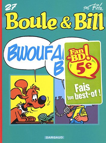 Boule et Bill, tome 27 : Bwoufallo Bill