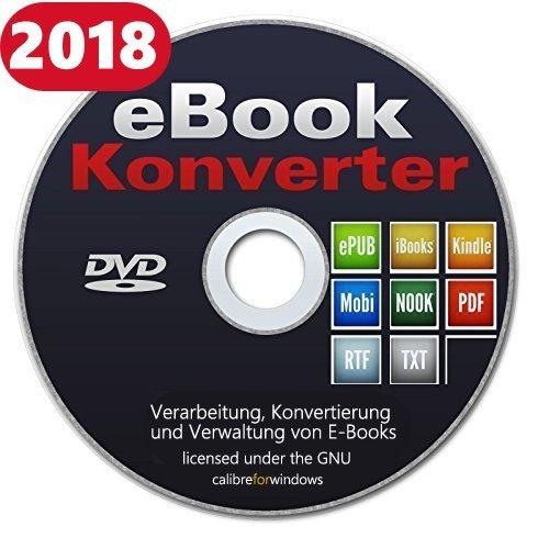 eBook-Konverter für Kindle, iPad und Alle eBook Reader Umwandlung aller Formate und Archivierung NEUWARE auf Deutsch (Amazon Kindle Reader Für Pc)