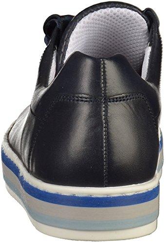 Gabor Comfort Basic, Scarpe Stringate Derby Donna Blu (Midnight S.w/b)