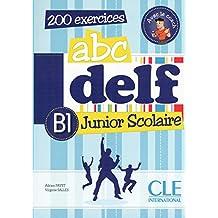 ABC DELF Junior: Livre de l'eleve B1 + DVD-Rom