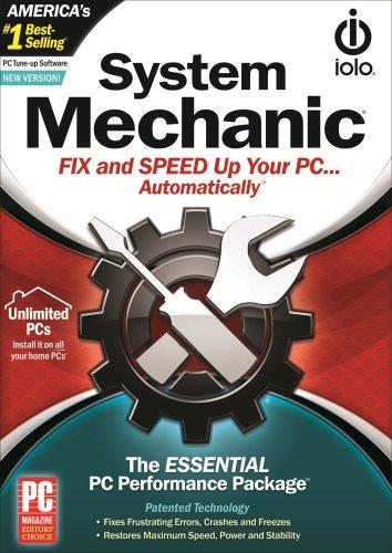 iolo System Mechanic 11.7 [Downl...