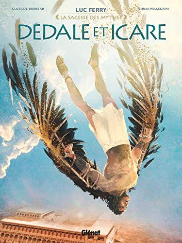 Dédale et Icare par Clotilde Bruneau