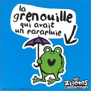 """Afficher """"La grenouille qui avait un parapluie"""""""