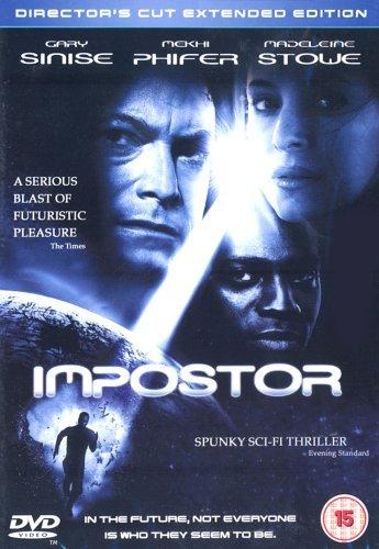 Impostor [DVD] (2001) by Gary Sinise