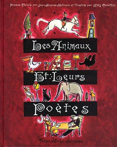 Les animaux et leurs poètes par Andrée Chedid