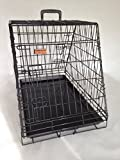 doghealth Car Cage with escape hatch 2 Doors GYC03P