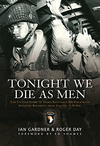 Tonight We Die as Men Cover Image