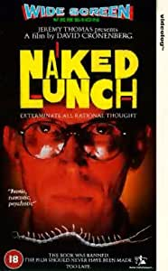 Naked Lunch [VHS]