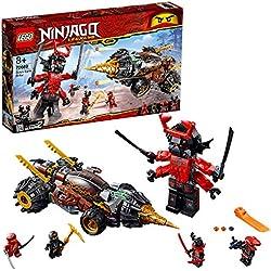 online retailer be17f d602f LEGO Ninjago - La trivellatrice di Cole, 70669