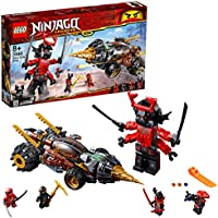 LEGO NINJAGO 70669 - Coles Powerbohrer