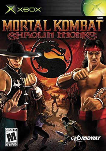 Mortal Kombat: Shaolin Monks Movie Poster (27,94 x 43,18 cm)
