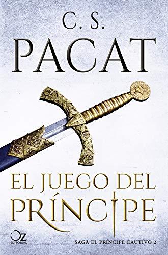 El juego del príncipe (El príncipe cautivo nº 2) eBook: C. S. ...