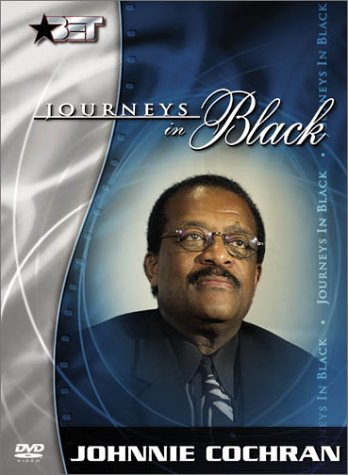 Journeys in Black: Johnnie Cochran [DVD] [Import] (Black Johnnie)