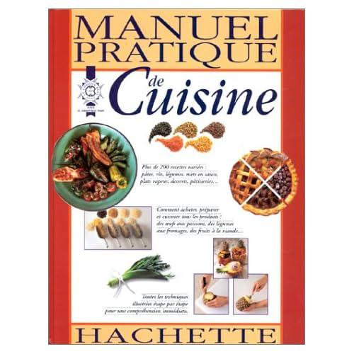 Manuel pratique de cuisine