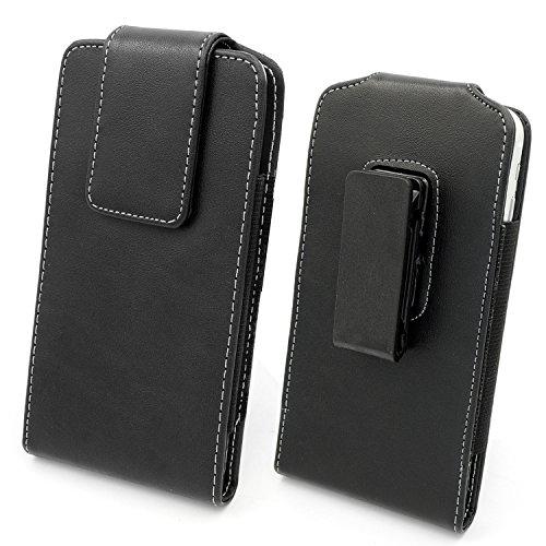 Leder Handytasche Ledertasche Gürteltasche mit Gürtelclip für iPhone 8 iPhone 6S iphone 7 Samsung Galaxy S6