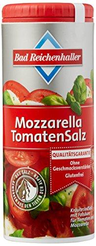 Bad Reichenhaller Mozzarella Tomaten Salz, 90 g