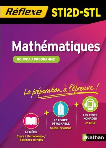 Mathématiques - Bacs STI2D/ STL