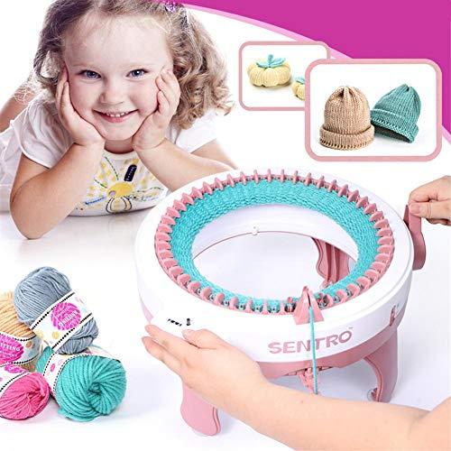 Smart Weaver Knitting Kit Maschine für Kinder, Smart Round Loom Weaver Kit für Erwachsene/Kinder