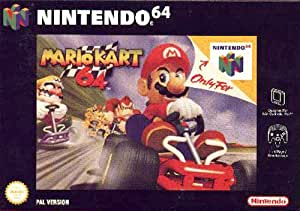 Mario Kart 64 (N64): Boxed with manual like new: Amazon.co