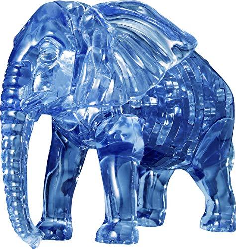 HCM Kinzel 59142 puzle 3D - Puzles 3D (40 pieza(s), Elefante, 100 mm)