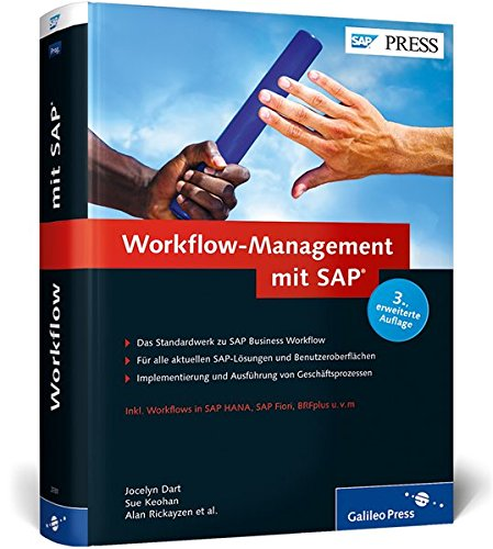 Workflow-Management mit SAP: Das Standardwerk zu SAP Business Workflow (SAP PRESS)