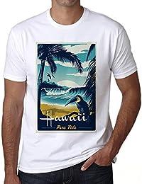 Hawaii, Pura Vida, Beach Name, t shirt homme, été tshirt, cadeau homme