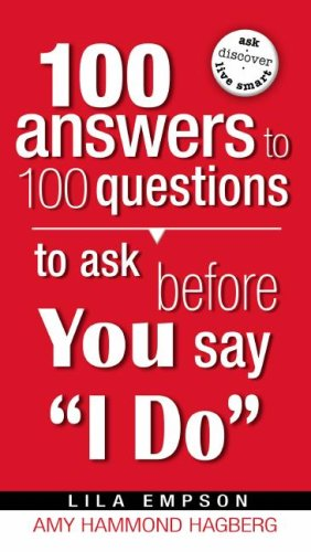 Wert Mate-serie (100 Answers to 100 Questions to Ask Before You Say I Do)