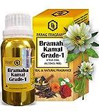 #6: Parag Fragrances Bramaha Kamal Attar 25ml (Most Precious & Rare Attar) Best Attar For Worship, 0% Alcohol, Real & Natural, 100% Pure & Undiluted